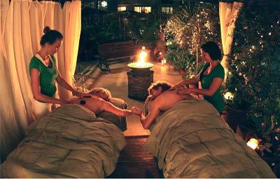 Couples Massage Creative Chakra Spa
