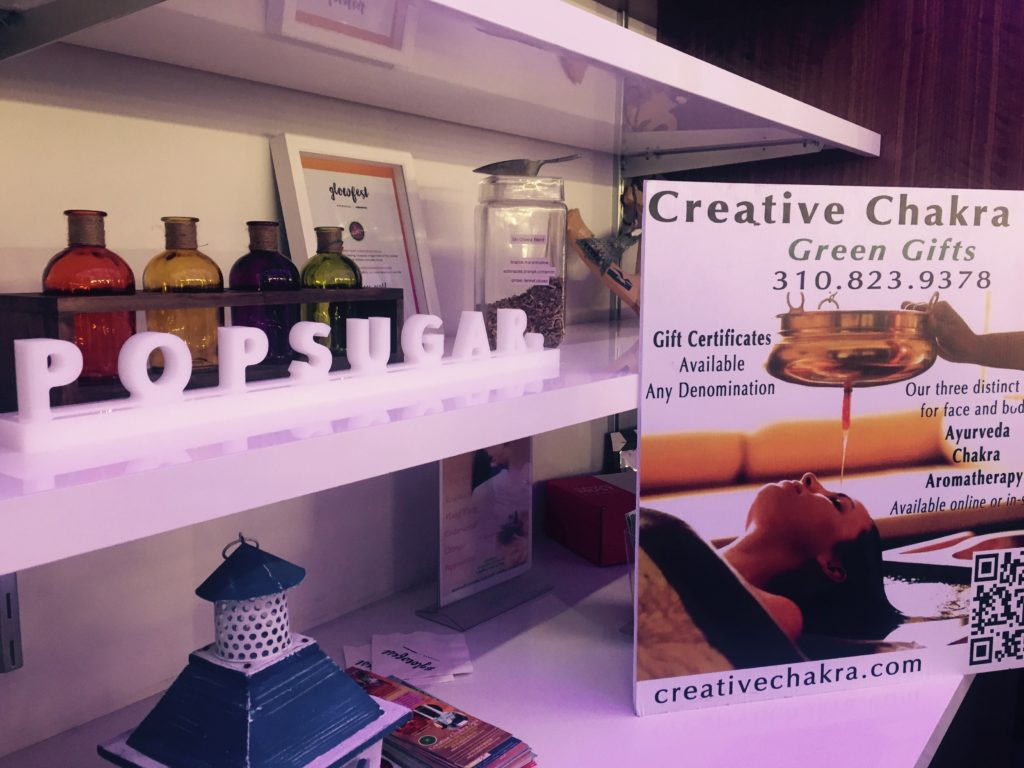 Creative Chakra Spa dedicated to holistic health and fitness