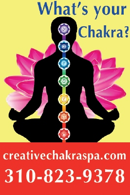 Creative Chakra Spa Healing